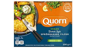 Quorn Sprödbakade Filéer
