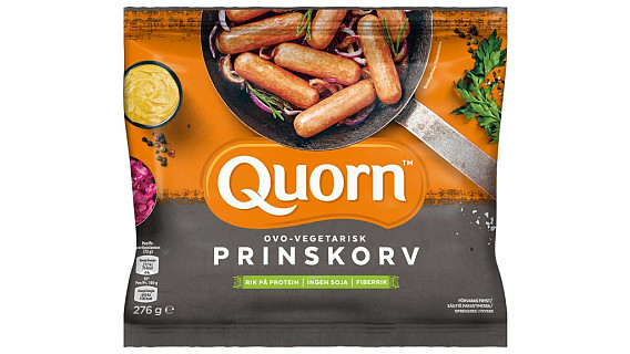Quorn Prinskorv