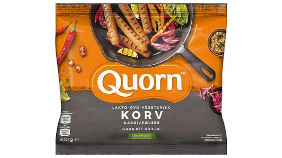 Quorn Korv
