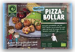 Ekko Gourmet Pizzabollar