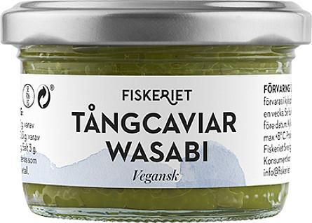 Fiskeriet Tångcaviar Wasabi