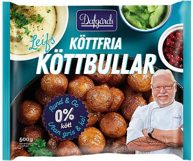 Dafgårds Leifs Köttfria Köttbullar