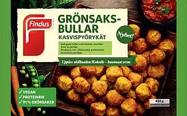 Findus Grönsaksbullar