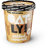 Oatly Salted Caramel Ice Cream