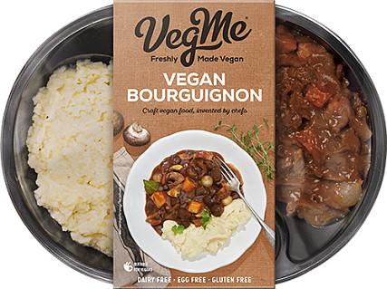 VegMe Vego Bourguignon