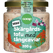 Coop Skärgårdstofu med Tångcaviar