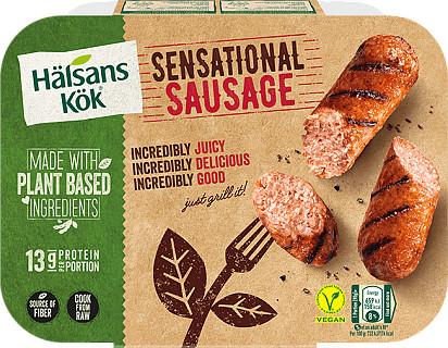 Hälsans Kök Sensational Sausage