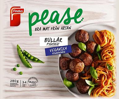 Findus Pease Veganska Bullar