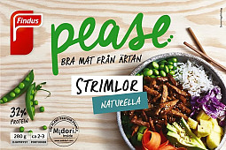 Findus Pease Strimlor Naturella