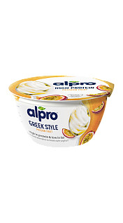 Alpro Greek Style passionsfrukt