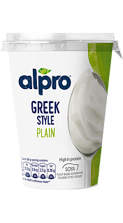 Alpro Greek Style Plain