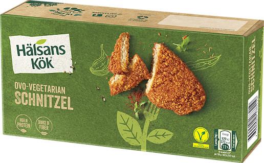 Hälsans Kök Schnitzel