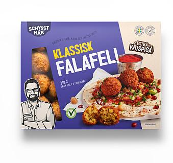 Schysst käk Klassisk Falafel