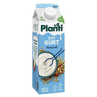 Planti Soygurt Naturell
