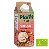 Planti Soygurt EKO Jordgubb & smultron