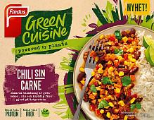 Findus Chili sin Carne