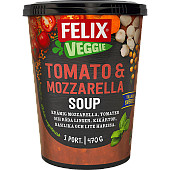 Felix Tomato & Mozzarella Soup