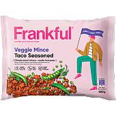 Frankful Taco Mince Veggie