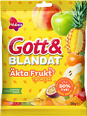 Malaco Gott & Blandat Äkta Frukt Tropisk
