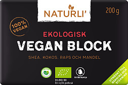 Naturli Vegan Block