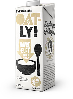Oatly Havregurt Vanilj